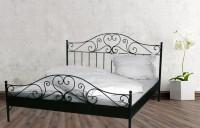 Landhaus Bett - Betten - Modell - Andalucia - Metall-Bett  - Eisenbett - Iron Bed
