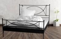 Landhaus Bett - Betten - Modell - Provence - Metall-Bett  - Eisenbett - Iron Bed