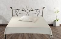 Landhaus Bett - Betten - Modell - Tessin - Metall-Bett  - Eisenbett - Iron Bed