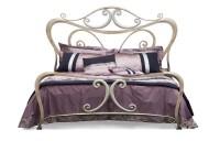 Design Bett - Betten - Modell - Monaco - Metallbett  - Eisenbett - Luxus  Bett