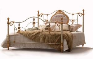 Luxus Design Betten  - Betten  - Modell - Chateau  - Metall-Bett  - Luxus Betten