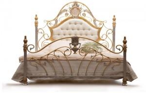 Luxus Design Betten  - Bett - Modell - Serail - Metall-Bett - Luxus Betten