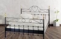 Iron Bed - Metall-Bett - Messing-Bett - Modell - Baronesse - Komplett