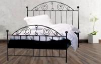 Iron Bed - Metall-Bett - Landhaus-Bett - Modell - Franz. Landhausbett