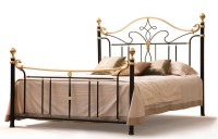 Luxus Design Betten - Bett - Modell - Rochelle - Metall-Bett - Luxus Betten
